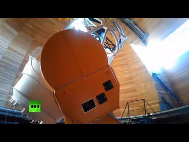 В Бурятии заработал самый мощный в РФ телескоп для обнаружения опасных астероидов