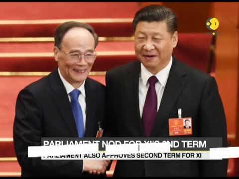 China gets Wang Qishan as new vice President