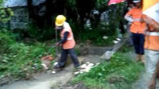 Banjir disebabkan pengurusan projek Gamuda  yang tidak bertanggungjawab