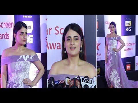 Meri Aashiqui Tum Se Hi actress Radhika Madan Complete Transformation at Star Screen Awards 2018
