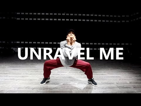 Unravel Me - Sabrina Claudio  | Exon Choreography | GH5 Dance Studio