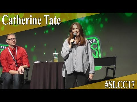 Catherine Tate - Panel/Q&A - SLCC 2017