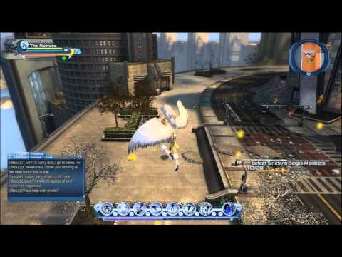 DC Universe Online-Let's Play with Electricity Part 22