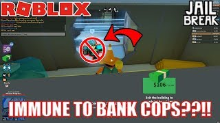 NEVER GET ARRESTED in BANK EVER AGAIN??!! | MYTHBUSTERS Roblox Jailbreak