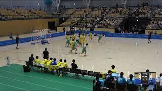 20180731男子ハンドボール 準決勝 氷見富山県 対 北陸福井県