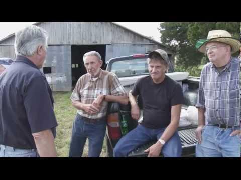Corky Coker picks a 1955 Ford F100 Barn Find Truck