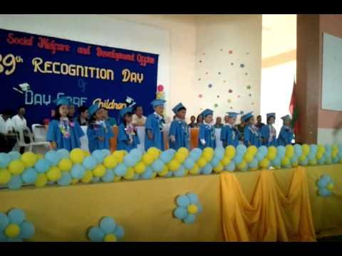 Derek Lamberte S Kindergarten Recognition Day 3 20 12 Youtube