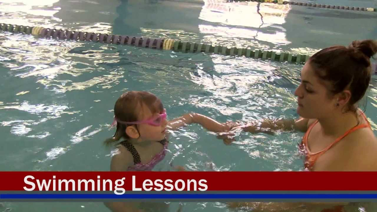 how to teach group swim lessons