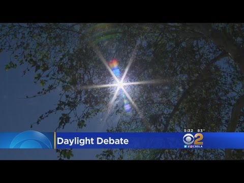 Daylight Saving Time Has Some Fans But Many Enemies