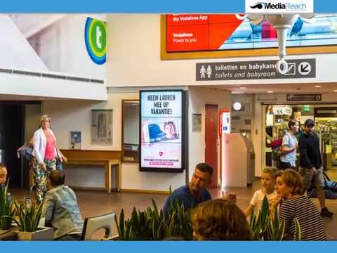BVN campagne op Rotterdam The Hague Airport