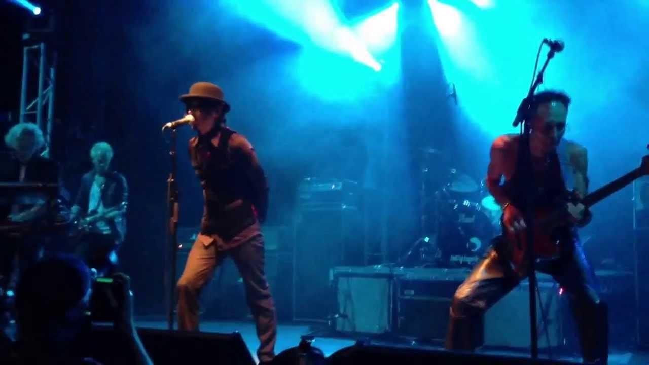 Rock concert sex