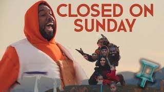 Closed On Sunday Music Video - Kanye West EXPLAINED