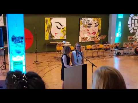 CDVMM Slam Piece 2016 deutsch neu JCRG Hof Mein Team Poetry slam Leoni Heller