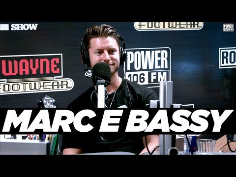 Marc E. Bassy Speaks on Performing for Tidal & Performs New Song Plot Twist