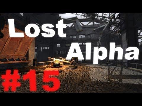 Прохождение сталкер Lost Alpha (часть 15) - Запутанные подземелья Припяти