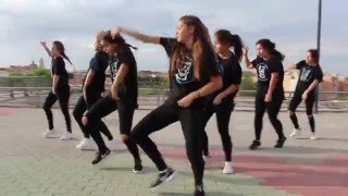 The good girls. hip hop dance crew. valdemoro