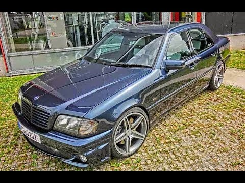 tuning mercedes benz w202 c230 kompressor youtube. Black Bedroom Furniture Sets. Home Design Ideas