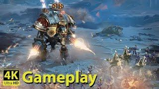 Dawn of War 3 - 4K GAMEPLAY