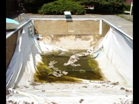 Swimming pool leak detection lesson 3 structure leaks - Swimming pool leak detection and repair ...