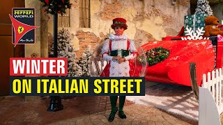 Ferrari World Abu Dhabi | Winter on Italian Street