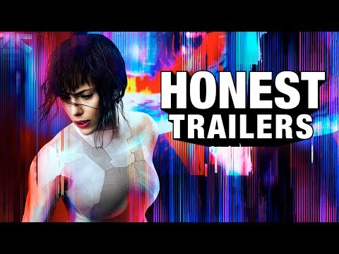 Honest Trailers - Ghost In The Shell (2017)