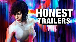 Honest Trailers - Ghost In The Shell (2017) by : Screen Junkies
