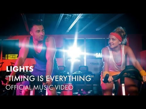 Lights - Timing Is Everything [Official Music Video]