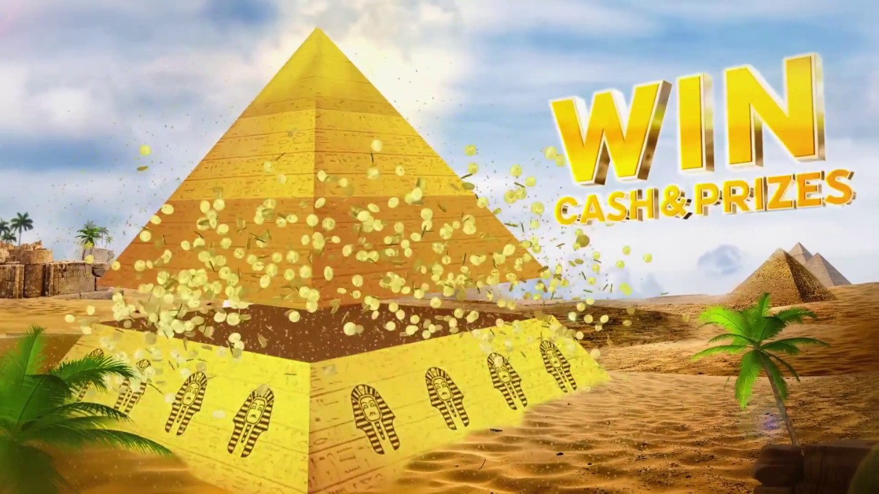 Pyramid channel 9 prizes