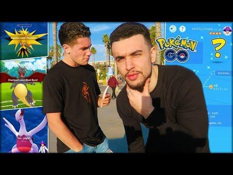 LOSER HAS TO TRADE A SHINY POKÉMON! (Pokémon GO)