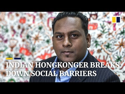 Indian Hongkonger breaks down social barriers
