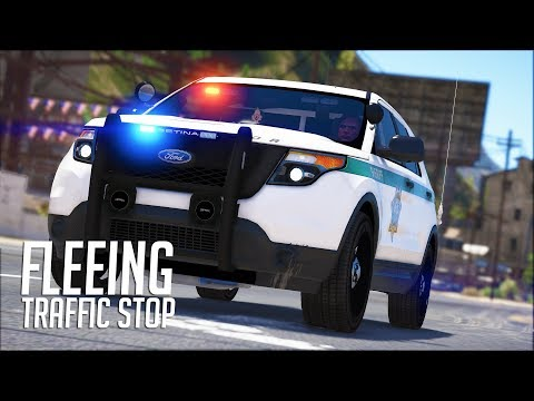 LSPDFR - Day 782 - No tires