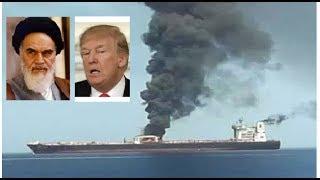 Tankowce Ostrzelane Torpedami koło Iranu. USA Zaczynają III Wojnę Światową? - Analiza Komentator PL