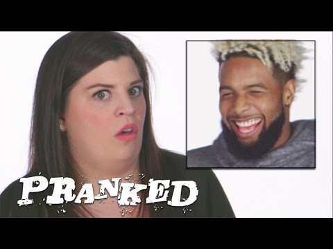 Thumbnail: Odell Beckham Jr. Pranks Fans Into Thinking They Broke His Arm