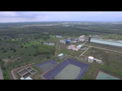 Cassava Field and Ethanol Production Plant 4
