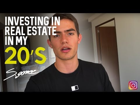 How I Started Investing In Real Estate In My 20's