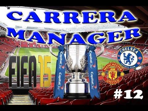 FIFA 15 : Final Capital One / C. Manager / Leyenda / Parte 12