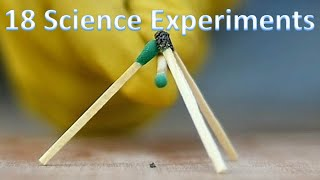 18 Awesome Science Experiments In Hindi