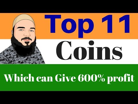 ✅ Top 11 Altcoin 🔥🔥🔥 Which can Give 600% profit , As per Technical Analysis.