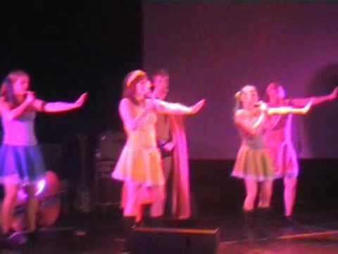 Söngkeppni MR 2007 Hinoi Team- Night of Fire (Live)