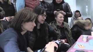 #mtvselfienews со съёмок клипа Мота и Бьянки
