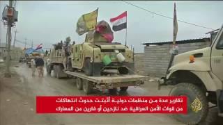 فيديو لتصفية شبان عزل على يد جنود عراقيين