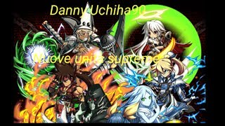 (ITA)Brave frontier global summon new units Ramlethal and Jack-O'