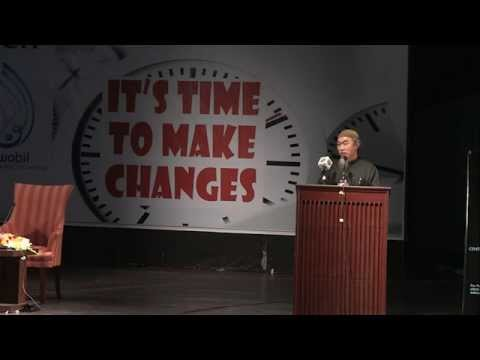 Its Time to Make Changes - By Shaykh Hussain Yee (Full Lecture)