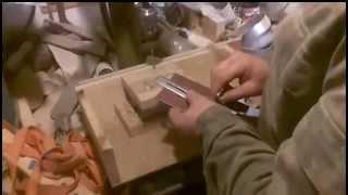 Циркуль малых радиусов для фрезера