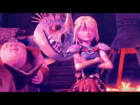 Astrid Hofferson - Fight Song (slightly Hiccstrid and Heather)