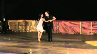 coreografia dirty dancing special champion fabio & maria