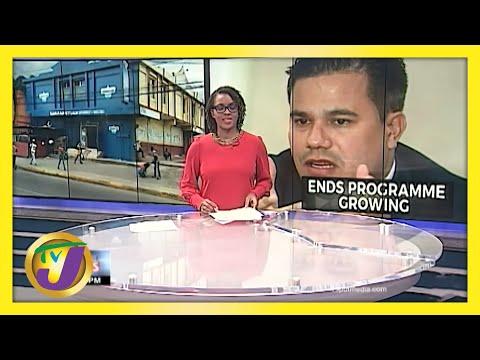 Jamaica's E-commerce Platform ENDS | TVJ News
