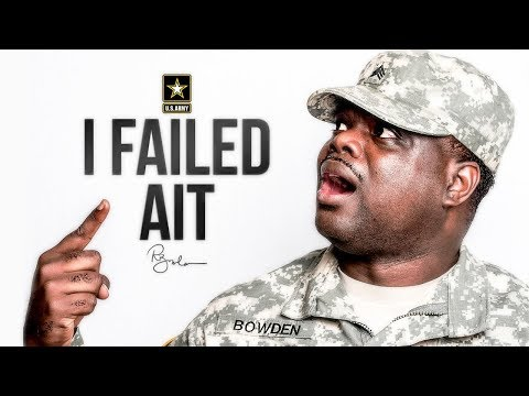 I Failed AIT - YouTube