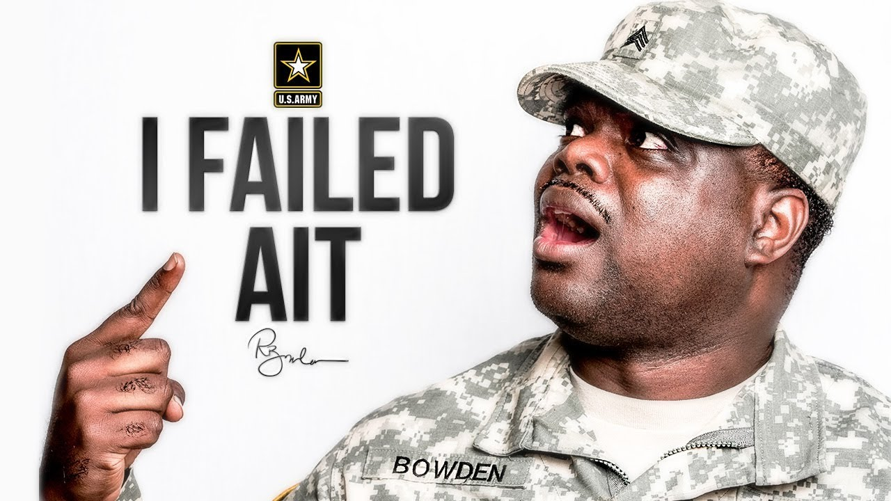 I Failed AIT
