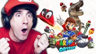 SUPER MARIO ODYSSEY! Nintendo Switch